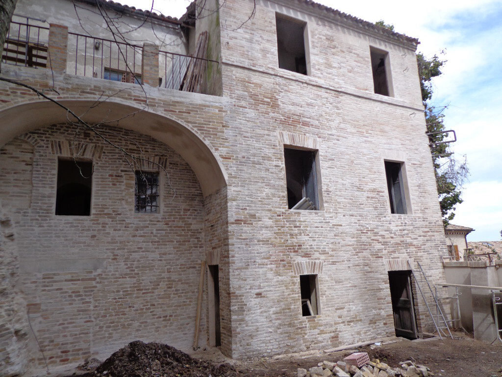cisterne romane fermo restauro riabilitazione strutturale ingegneria architettura 10