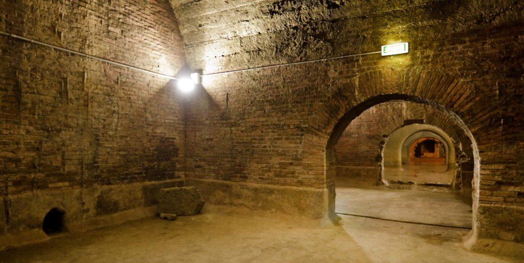 cisterne romane fermo restauro riabilitazione strutturale ingegneria architettura 12