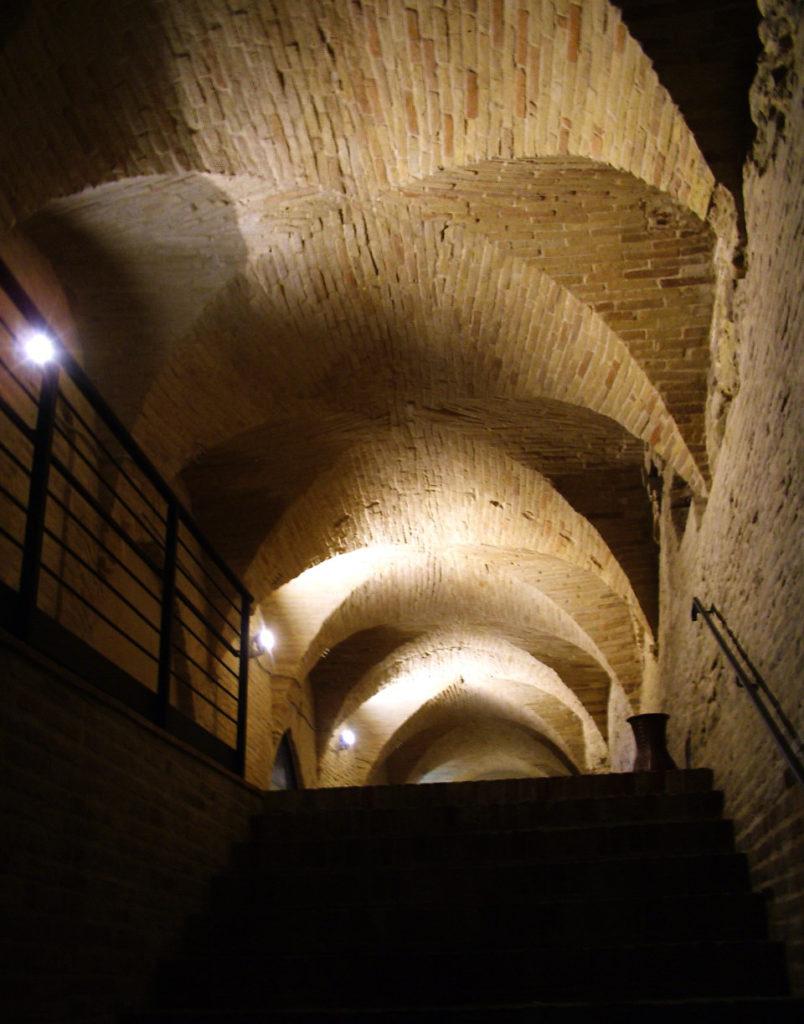 cisterne romane fermo restauro riabilitazione strutturale ingegneria architettura 16