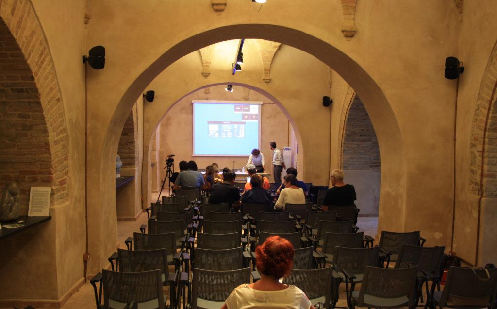 cisterne romane fermo restauro riabilitazione strutturale ingegneria architettura 2