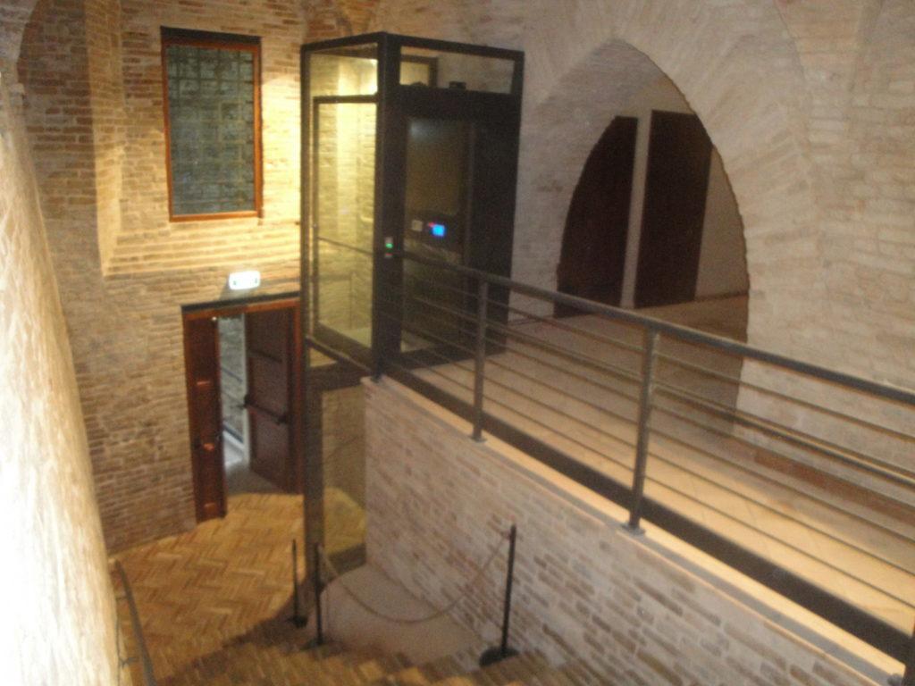 cisterne romane fermo restauro riabilitazione strutturale ingegneria architettura 7